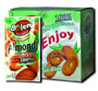 Bolero fruit beverage powder Almond