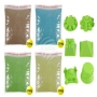 Magic sand 4 pack and 6 shapes 05