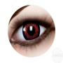 Contact lenses Fun Carnival red/black 15