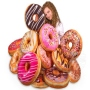 Donut pillows Sorting 24 pieces