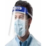 Face Shield protective visor against viruses and bacteria VSB-03