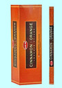 Incense HEM Cinnamon Orange