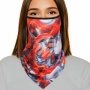 Zandanas Headscarves Biker black Model 035