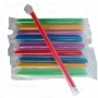 Drink stems Flexi colors mixed