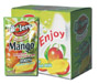 Bolero fruit beverage powder Mango