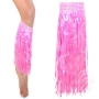 Hawaii Leg cuffs pink
