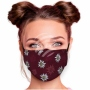 Zandanas Headscarves Biker black Model 069