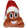 Christmas hat Emoticon Emoji-Con pillow Heap laughs