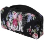 Pencil Case, Feather sleeve Design Flowers