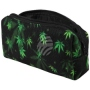 Pencil Case, Feather sleeve Design Marijuana 2