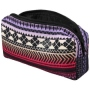 Pencil Case, Feather sleeve Design Aztecs