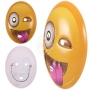 Emoticon Mask Zwinker