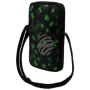 Messenger Bag Courier bag Weed green/black