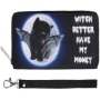 Purses Wallets Cat Witch better have my money black