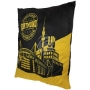 Motive pillow Dortmund angular black/yellow