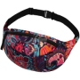 Fanny pack Hipbag Abstract pattern varicolored