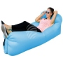 Air lounge air couch with bag turquoise
