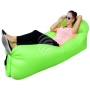 Air lounge air couch with bag green
