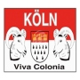 Flag cologne Viva Colonia
