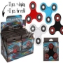 Turbo Spinner 24 pieces sorted + 1 empty Display