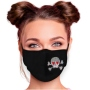 Motif mask adjustable with motif AM-627