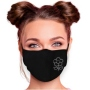 Motif mask adjustable with motif AM-619