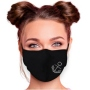 Motif mask adjustable with motif AM-615