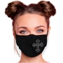 Motif mask adjustable with motif AM-614