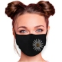 Motif mask adjustable with motif AM-613