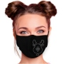 Motif mask adjustable with motif AM-610