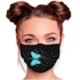 Motif mask adjustable with motif AM-628
